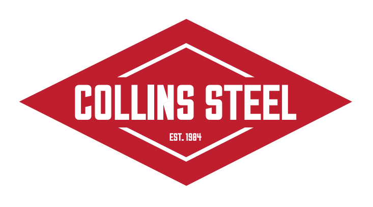 Collins Steel logo
